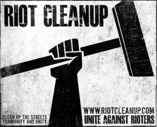 Riotcleanup