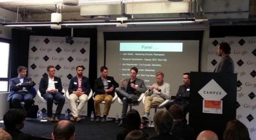 Google BIMA Startup talk